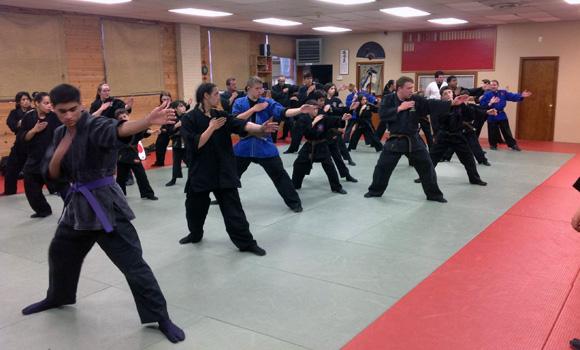 Li Ninjutsu Centers Adult Martial Arts Program Ages 15