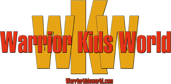 Warrior Kids World Logo